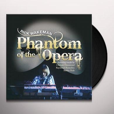 Rick Wakeman PHANTOM OF THE OPERA Vinyl Record