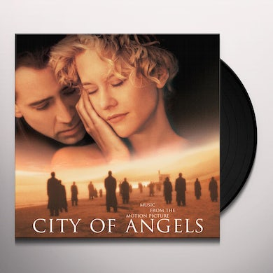 city of angels MUSIC FROM THE MOTION PICTURE) Vinyl Record