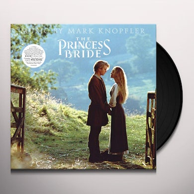 Mark Knopfler PRINCESS BRIDE Vinyl Record