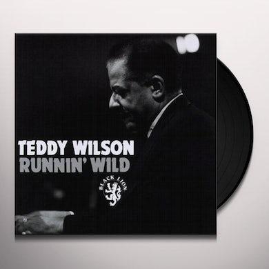 Teddy Wilson RUNNIN' WILD (LIVE AT MONTREUX 1973) Vinyl Record