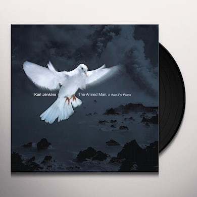 London Philharmonic Orchestra JENKINS: THE ARMED MAN - A MASS FOR PEACE Vinyl Record