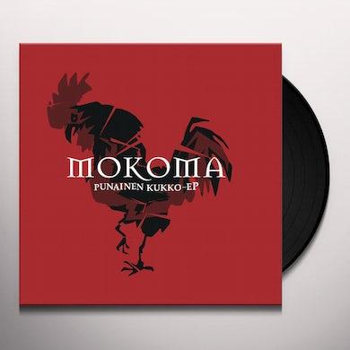 MOKOMA PUNAINEN KUKKO Vinyl Record