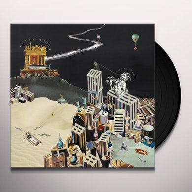 Do Nothing GLUELAND Vinyl Record