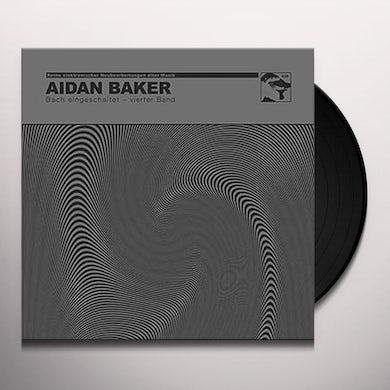 Aidan Baker BACH EINGESCHALTET Vinyl Record