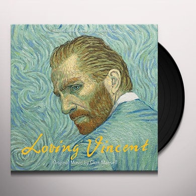 Clint Mansell LOVING VINCENT / Original Soundtrack Vinyl Record