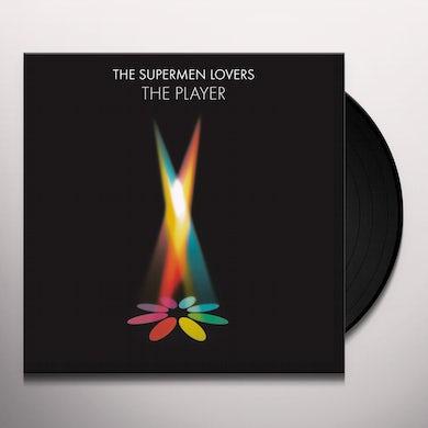 Supermen Lovers PLAYER Vinyl Record