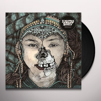 Earthship WITHERED Vinyl Record - UK Release