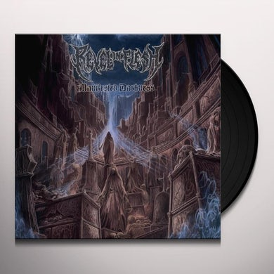 Revel In Flesh MANIFESTED DARKNESS Vinyl Record