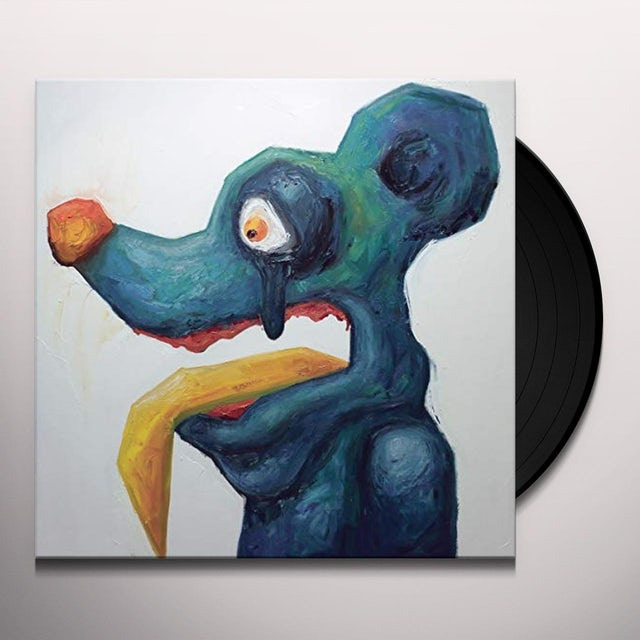 Secret Band LP2 Vinyl Record