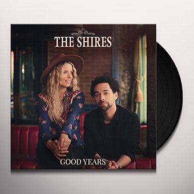 SHIRES GOOD YEARS Vinyl Record