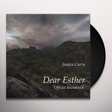 Jessica Curry DEAR ESTHER: ORIGINAL SOUNDTRACK Vinyl Record