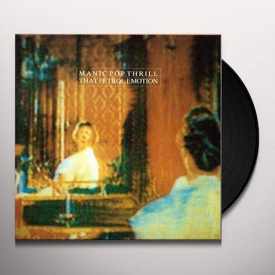 MANIC POP THRILL Vinyl Record