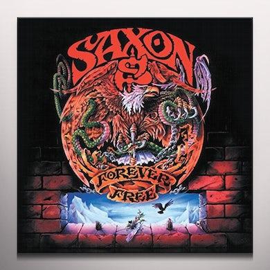 Saxon FOREVER FREE Vinyl Record