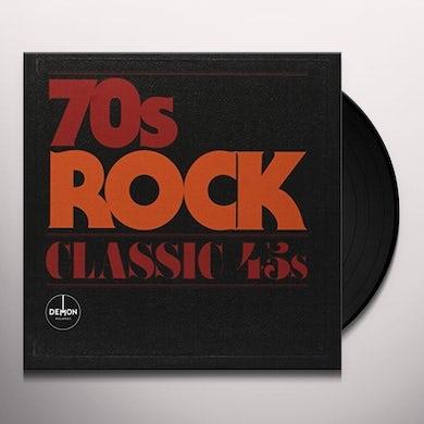 Classic 45S: 70S Rock / Various Vinyl Record