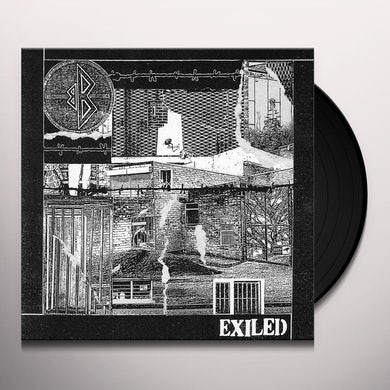 Bad Breeding EXILED Vinyl Record