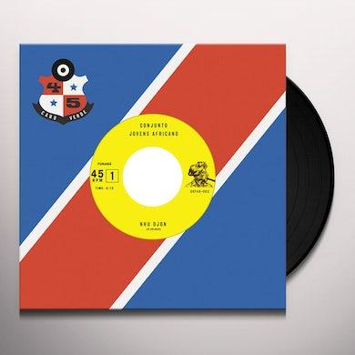Conjunto Jovens Africanos NHU JHON / VOLTA PA TERRA Vinyl Record