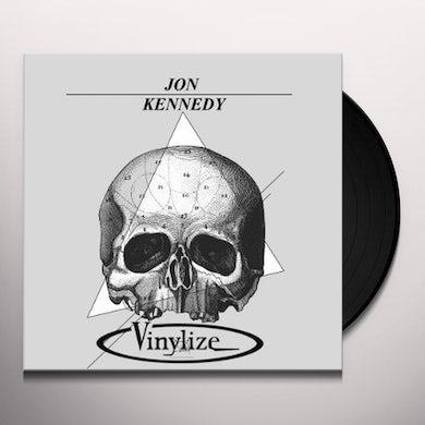 Jon Kennedy SHAKE Vinyl Record - UK Release