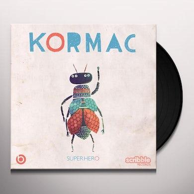 Kormac SUPERHERO Vinyl Record - UK Release
