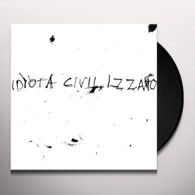 Idiota Civilizzato LA VITA SILENZIOSA Vinyl Record