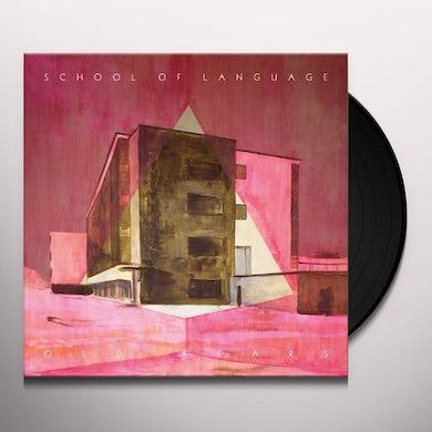 School Of Language OLD FEARS Vinyl Record