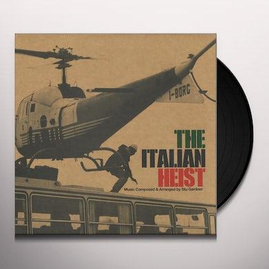 Stu Gardner ITALIAN HEIST / Original Soundtrack Vinyl Record