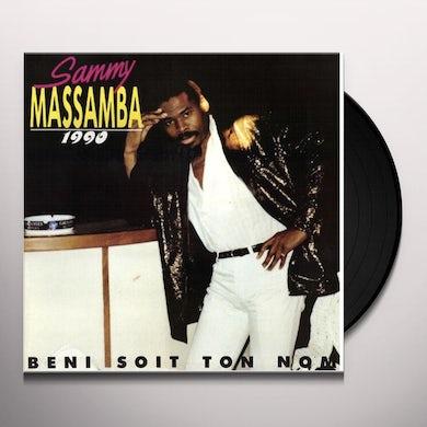 Sammy Massamba 1990: BENI SOIT TON NOM Vinyl Record