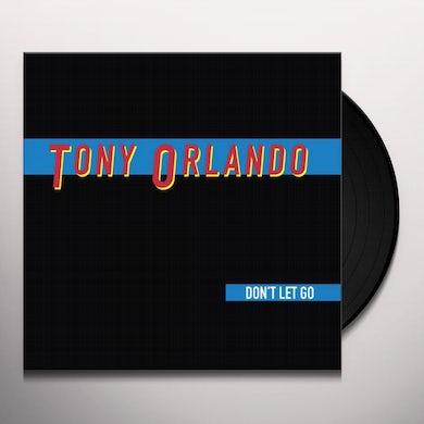 Tony Orlando DON'T LET GO Vinyl Record