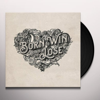 Bob Douwe BORN TO WIN BORN TO LOSE Vinyl Record