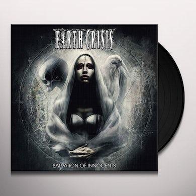 Salvation Of Innocents (LP) (Transparent Turquoise) Vinyl Record