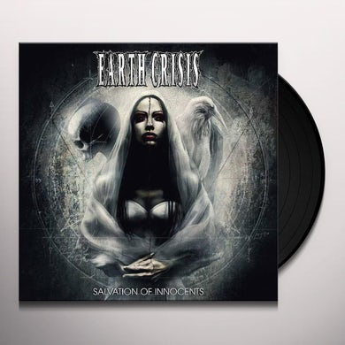 Earth Crisis  Salvation Of Innocents (LP) (Transparent Turquoise) Vinyl Record