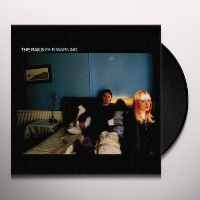Rails FAIR WARNING Vinyl Record