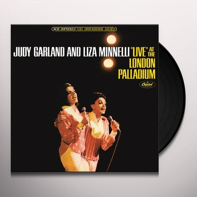 Live At The London Palladium Vinyl Record