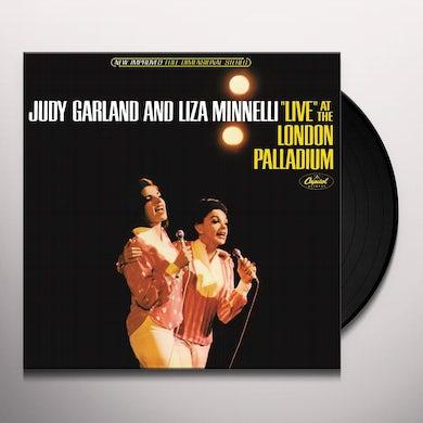 Judy Garland Live At The London Palladium Vinyl Record