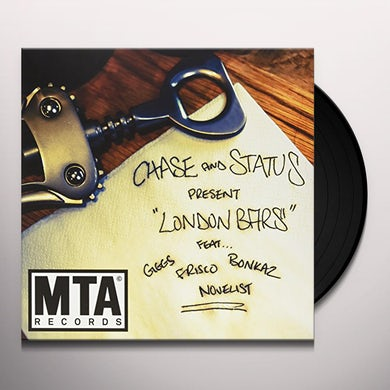 CHASE & STATUS LONDON BARS Vinyl Record