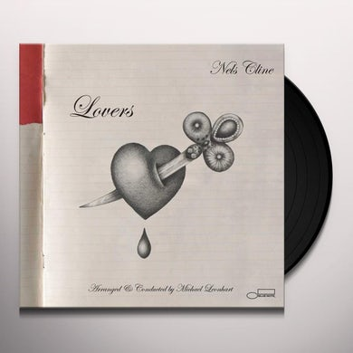 Nels Cline LOVERS Vinyl Record