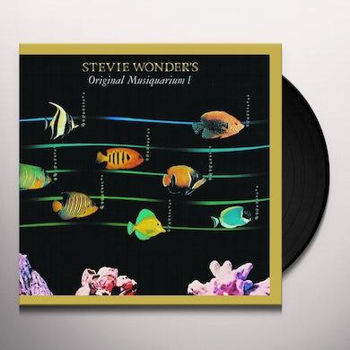 Stevie Wonder  ORIGINAL MUSIQUARIUM Vinyl Record