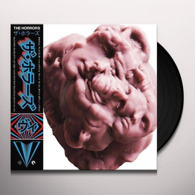 The Horrors V Vinyl Record