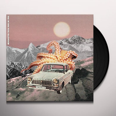 Moonlover THOU SHALL BE FREE Vinyl Record