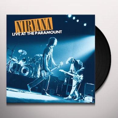 Nirvana Live At The Paramount (2 LP) Vinyl Record