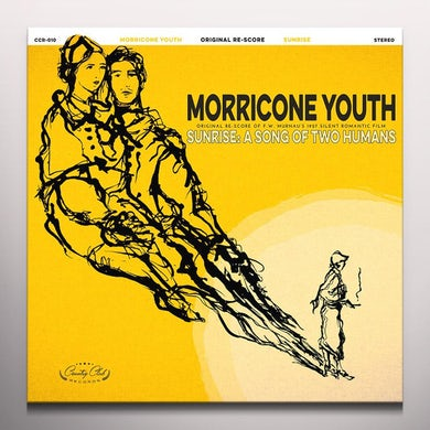 Morricone Youth SUNRISE: A SONG OF TWO HUMANS / Original Soundtrack Vinyl Record