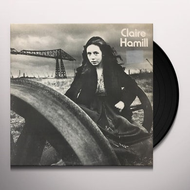 Claire Hamill ONE HOUSE LEFT STANDING Vinyl Record
