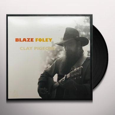 Blaze Foley CLAY PIGEONS Vinyl Record