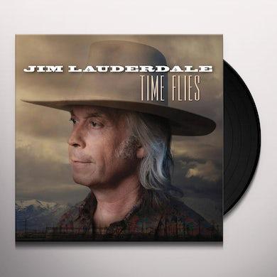 Jim Lauderdale Time Flies Vinyl Record