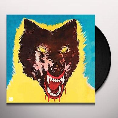 Les Big Byrd TWO MAN GANG Vinyl Record