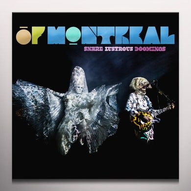 Of Montreal SNARE LUSTROUS DOOMINGS Vinyl Record