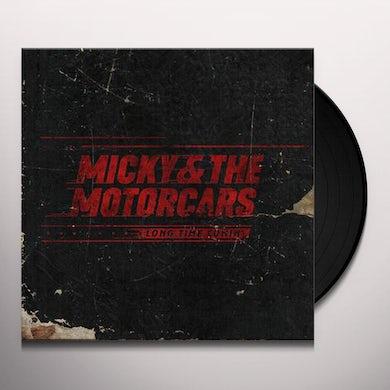 Micky & Motorcars LONG TIME COMIN' Vinyl Record