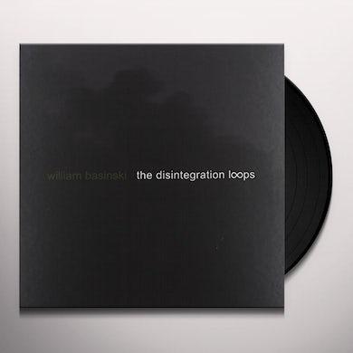 William Basinski DISINTEGRATION LOOPS Vinyl Record
