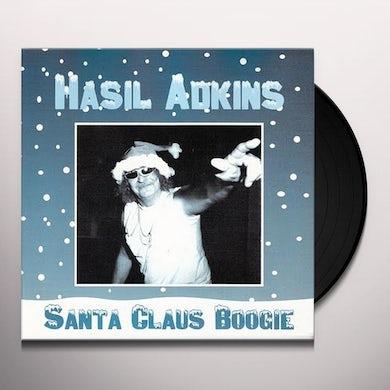 Hasil Adkins SANTA CLAUS BOOGIE Vinyl Record