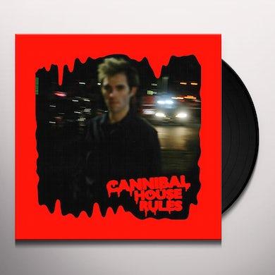 Jonathan Something CANNIBAL HOUSE RULES Vinyl Record