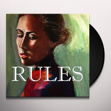 (Sandy) Alex G RULES Vinyl Record